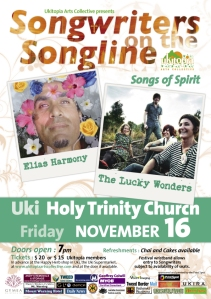 Lucky Wonders @ Songwriter on the Songline