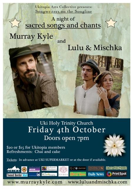 Murray Kyle - Uki Church